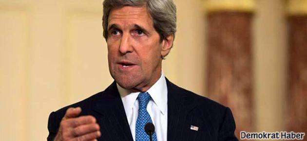 John Kerry'den Rusya'ya suçlama