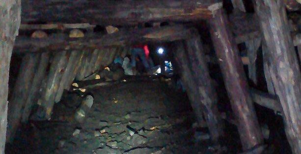 Kaçak maden ocağında göçük!