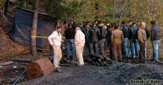 Kaçak madende göçük: 1 işçi öldü