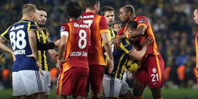 Kadıköy'de gülen taraf Fenerbahçe oldu