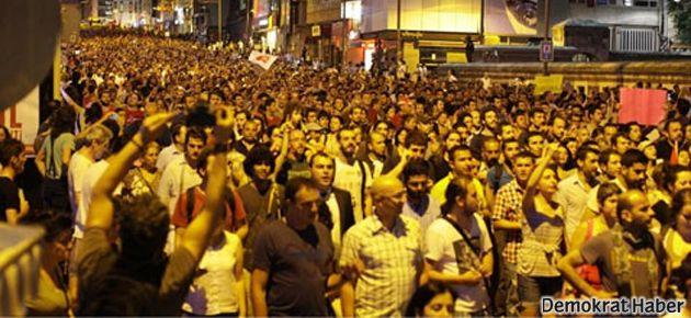 Kadıköy'de binler 'Ethem' için yürüdü