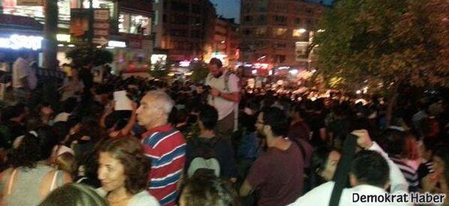 Kadıköy'de onbinler Madımak için yürüdü