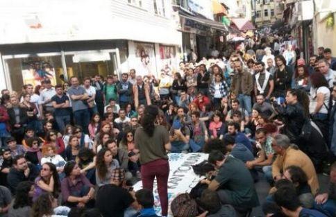 Kadıköy'de Gezi Forumu
