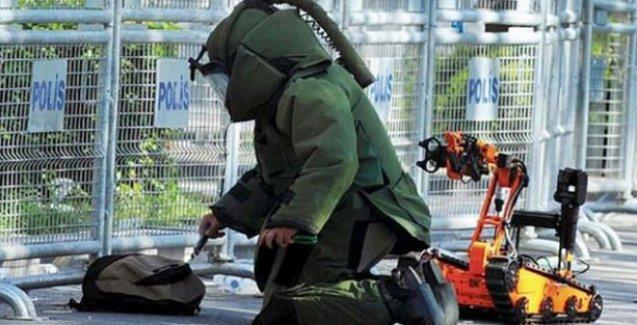 Kadıköy'de polis karakolunda 'bomba paniği'