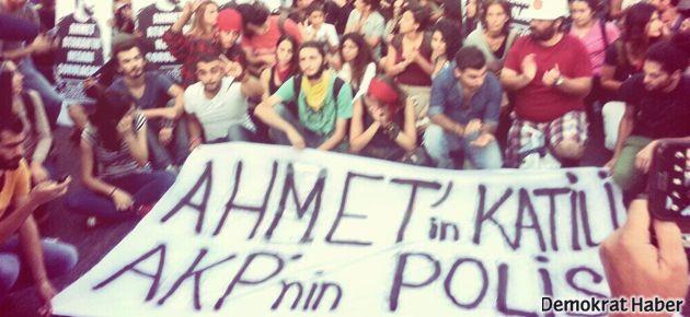 Kadıköy'deki Ahmet Atakan anmasına dava