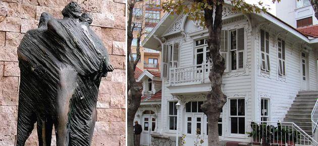 Kadıköy'e işkence mağdurlarına saygı anıtı