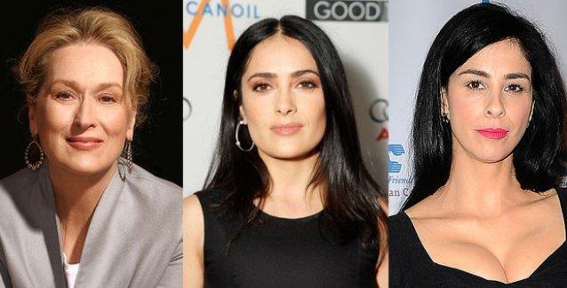 Kadın oyunculardan Hollywood'un cinsiyetçi yaklaşımına tepki