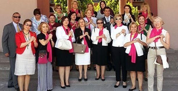 Kadın partisi kuruldu
