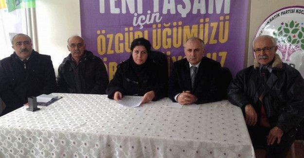 Kadına şiddet uygulayanlar HDP'den aday adayı olamayacak