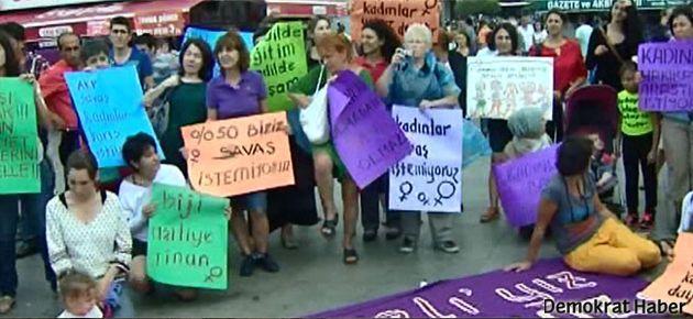 'Kadınız, Rojavalıyız, barışta ısrarcıyız'