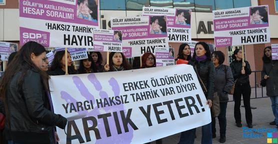 Kadınlar Gülay'ın katilinin peşini bırakmayacak
