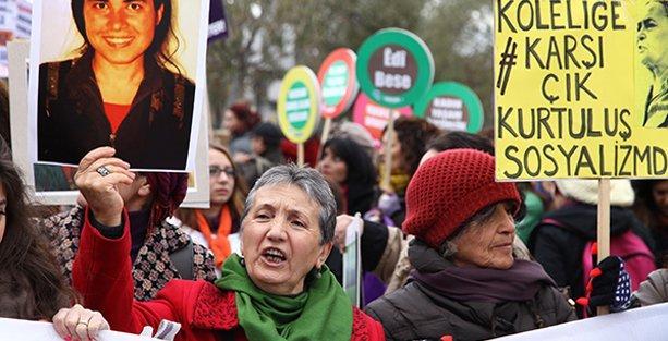 Kadınlar 25 Kasım'da sokaklarda olacak