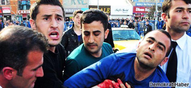 Kadir İnan: Beni polisler vurdu