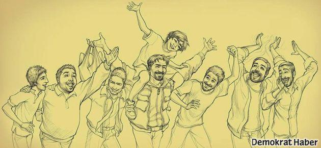 'Kahramanlarımız'ın çizeri: Çoğaltılabilir!