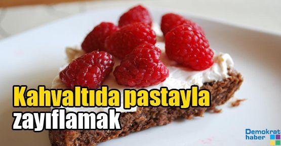 Kahvaltıda pastayla zayıflamak