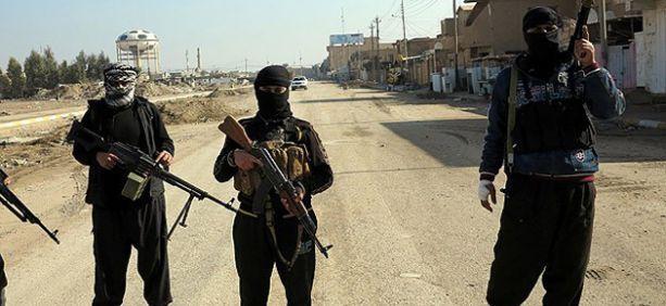Kaim de IŞİD'in eline geçti