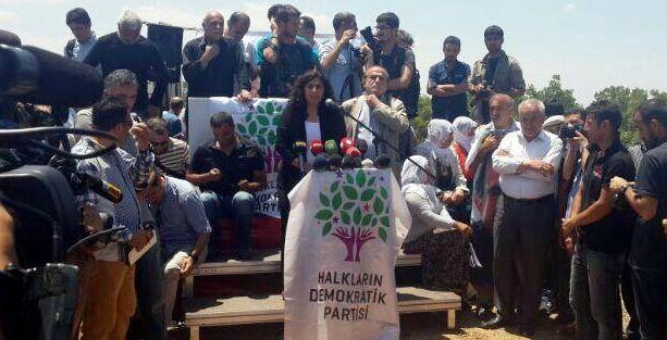 HDP: Kalekol Lice'nin hafızasında taciz, tecavüz, işkence ve ölümdür