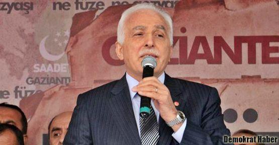Kamalak: Suriye tehdit değil, Patriotlar İran için!