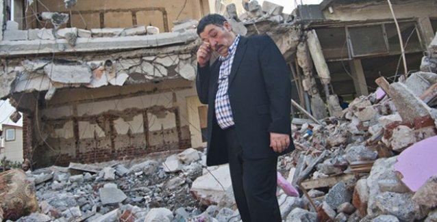 Kamp Armen arazisinin sahibi: 'Bir, bir buçuk ay beklerim; çözüm bulunmazsa yıkacağız'