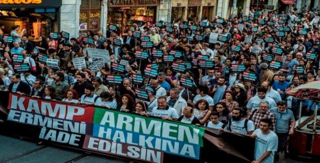 Kamp Armen'in Ermeni halkına iadesi talep edildi