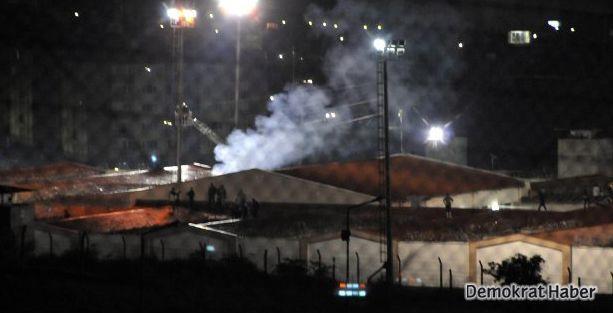 Kandıra Cezaevi'nde isyan