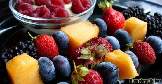 Kanserle mücadelede antioksidan şart