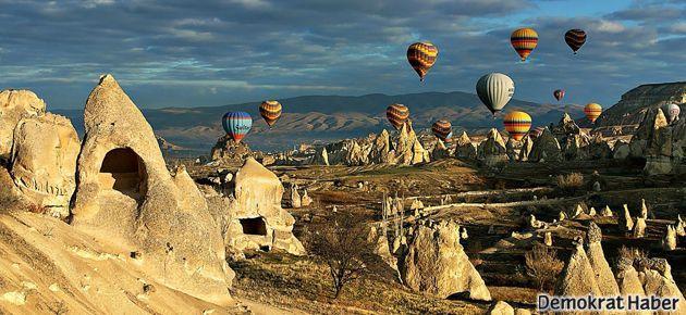 Kapadokya'da balon kazası: 3 ölü