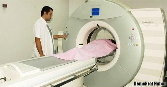 Kar için ucuza çekilen MR'larda tümörler görünmüyor