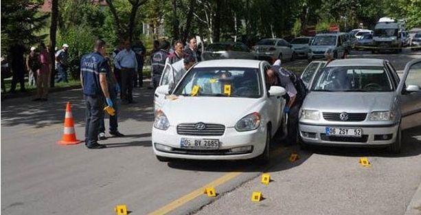 Karakol önünde kadın cinayeti!