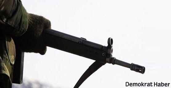 Karakoldaki kavgada 1 asker öldü