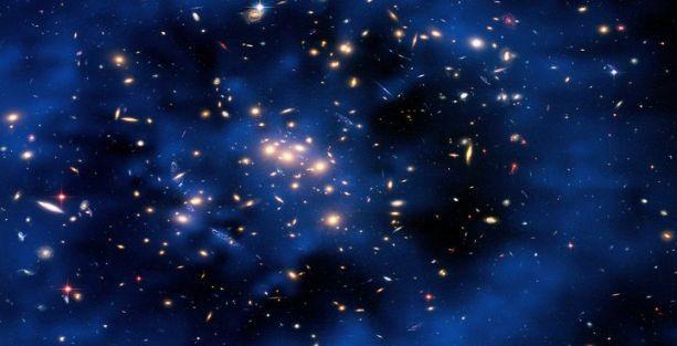 'Karanlık madde' aydınlanıyor