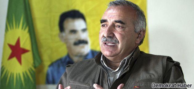 Karayılan: Gezi olayları süreci olumsuz etkilemez