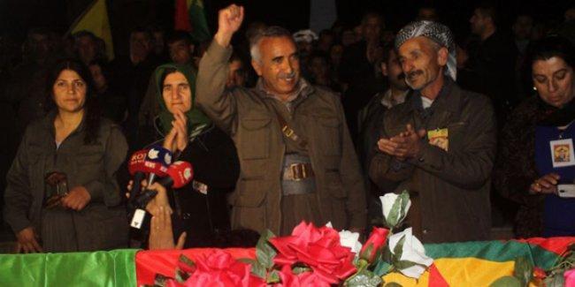 Karayılan'dan Irak Kürdistanı'na tepki: Güçlerimizi Güney'den çekmeyi tartışıyoruz