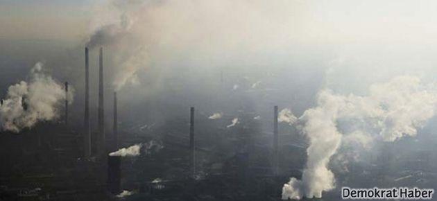 Karbondioksit oranında tehlikeli artış