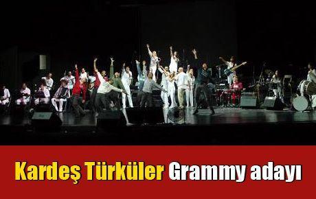 Kardeş Türküler Grammy adayı