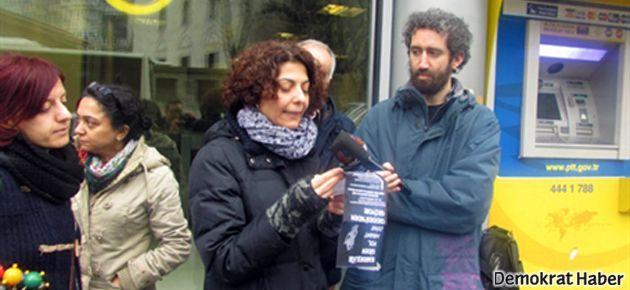 'Kardeşliğe giden yol, Hrant Dink Caddesi'nden geçiyor'