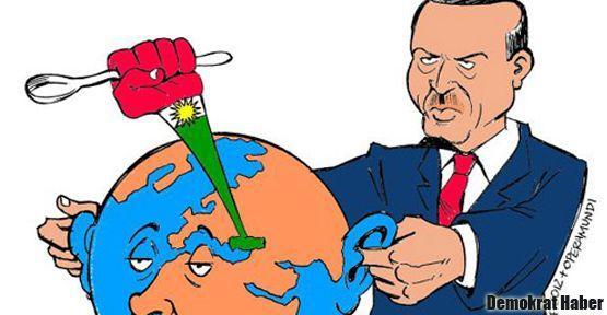Karikatürist Latuff açlık grevlerini çizdi