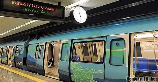 Kartal-Kadıköy metrosu yarın açılıyor