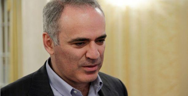 Kasparov, Satranç Federasyonu Başkanlığı'na seçilemedi