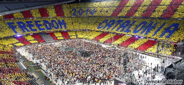 Katalonya'dan bağımsızlık referandumu kararı
