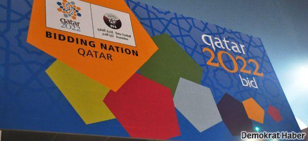 'Katar'daki Dünya Kupası 4 bin işçiyi öldürecek'