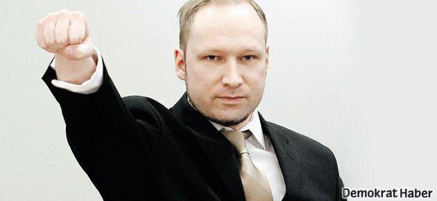 Katil Breivik 'Norveç Faşist Partisi'ni kurmak istiyor
