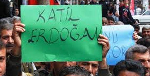 'Katil Erdoğan sloganının yeterli ölçüde dayanağı var'