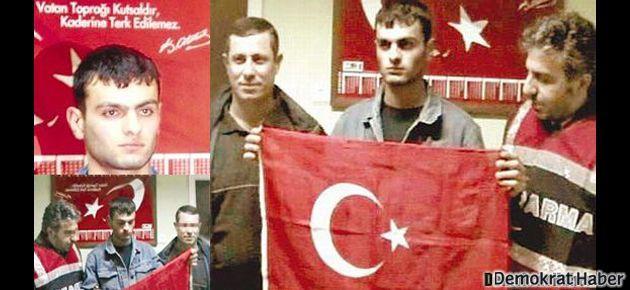 Katil Samast'la poz veren polislere ceza