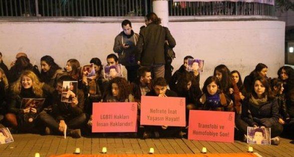 Katledilen translar Galatasaray'da anıldı
