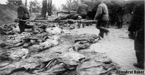 Katyn katliamını ABD örtbas etmiş