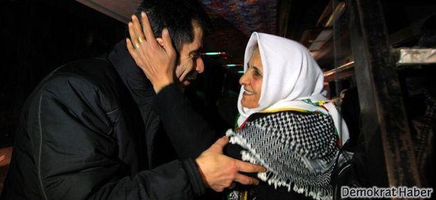 Kaya: Tahliye kararına sevinmedik, hala binlerce arkadaşımız tutuklu