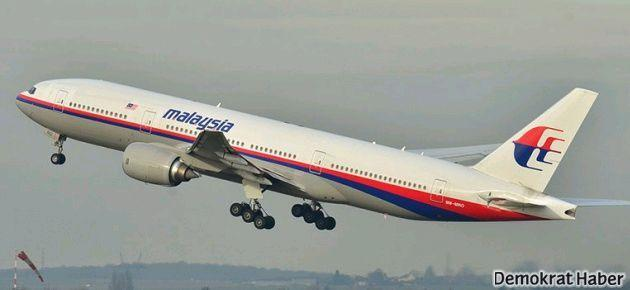 Kayıp uçakla ilgili yeni iddia!