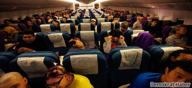 Kayıp uçakla ilgili yeni iddia