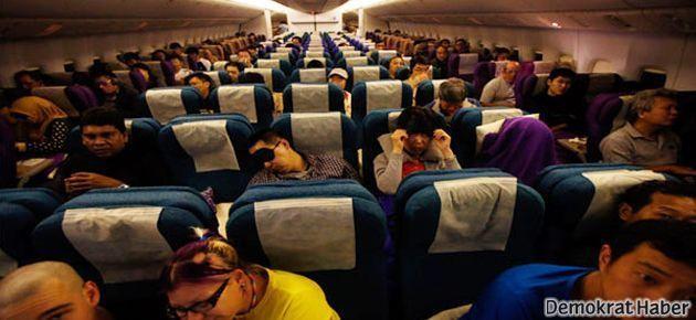 Kayıp uçakta yeni sinyallere ulaşıldı